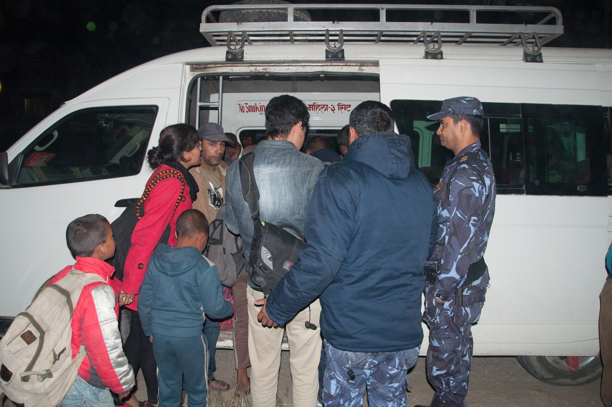 Rescuing children from an abusive orphanage in Nepal